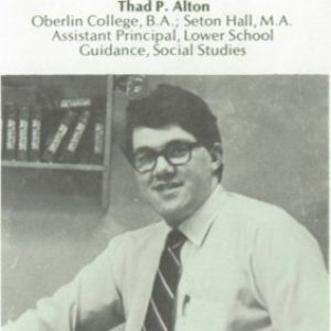 Thad Alton